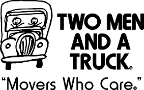 Two Men and a Truck logo